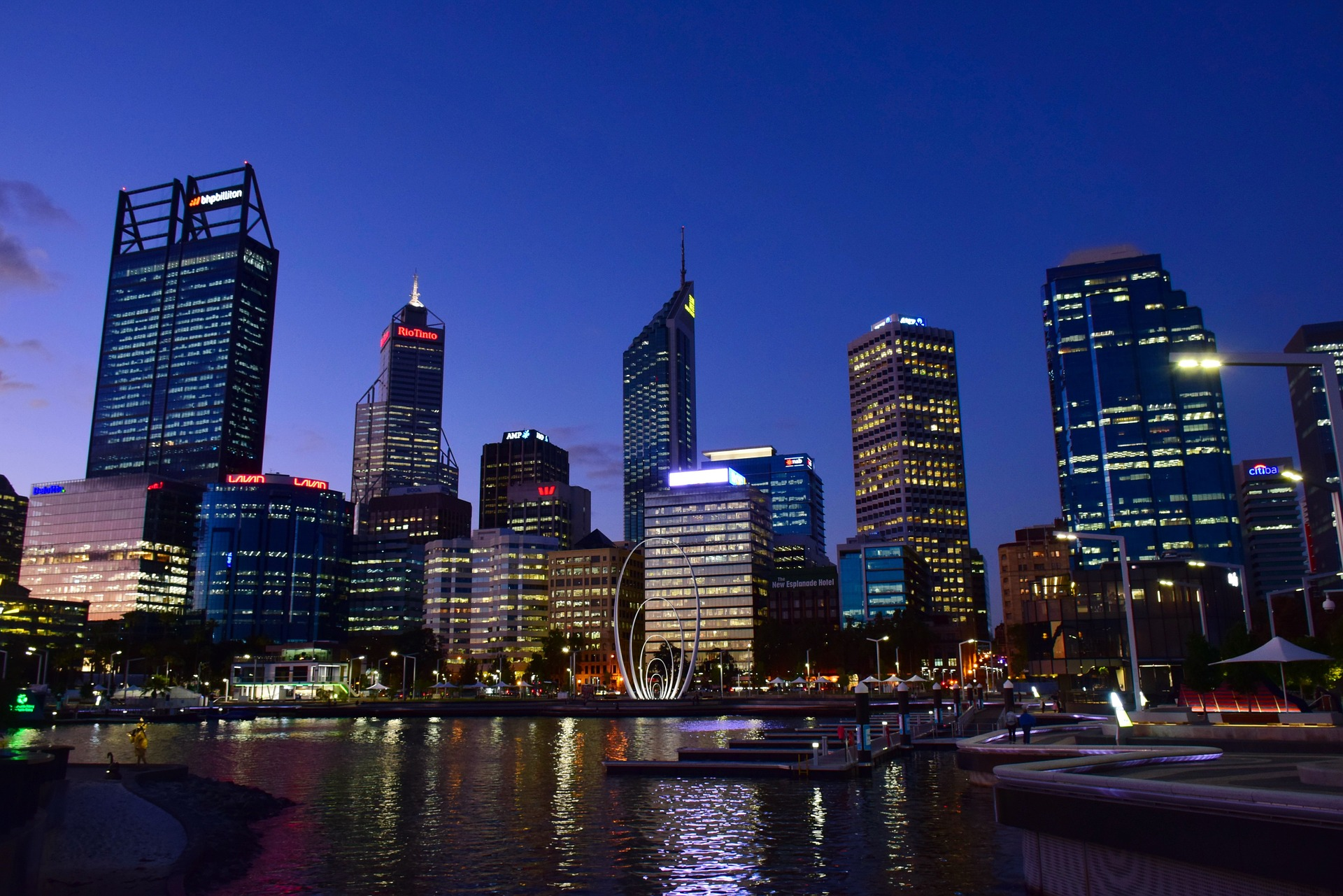 Is Perth the new Hobart?
